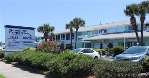 Photo of 3500 S Atlantic Avenue #211, New Smyrna Beach, FL 32169 (MLS # 1050349)