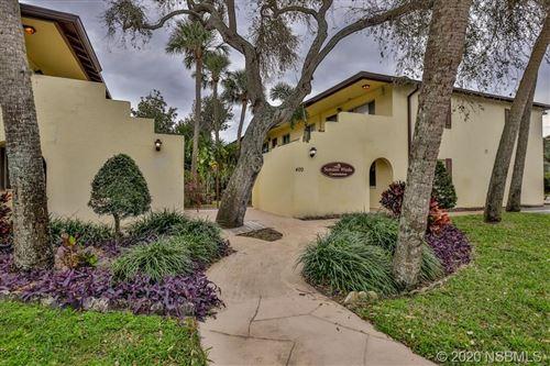 Photo of 400 Oakridge Boulevard #020, Daytona Beach, FL 32118 (MLS # 1058349)