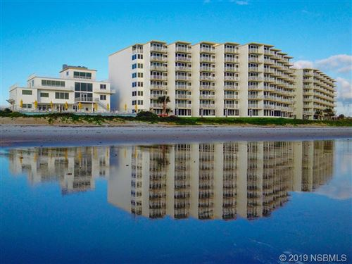 Photo of 5203 S Atlantic #816, New Smyrna Beach, FL 32169 (MLS # 1051354)