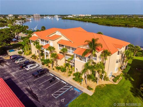 Photo of 464 Bouchelle Drive #302, New Smyrna Beach, FL 32169 (MLS # 1058372)