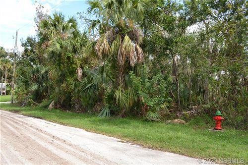 Photo of 0 N Cory Drive, Edgewater, FL 32141 (MLS # 1060373)
