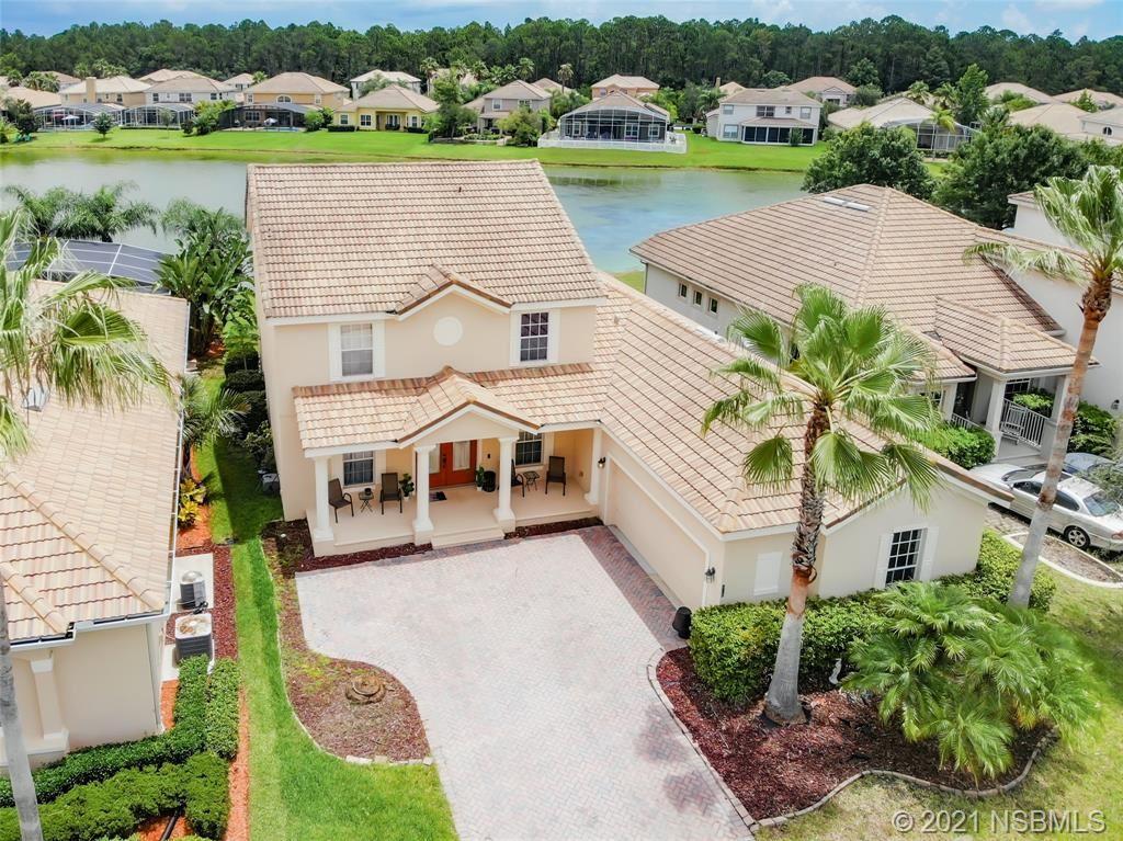 Photo of 469 Venetian Villa Drive, New Smyrna Beach, FL 32168 (MLS # 1064376)