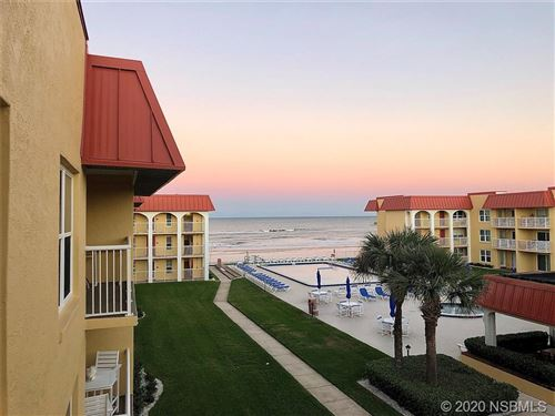Photo of 3801 S Atlantic Avenue #310, New Smyrna Beach, FL 32169 (MLS # 1058379)