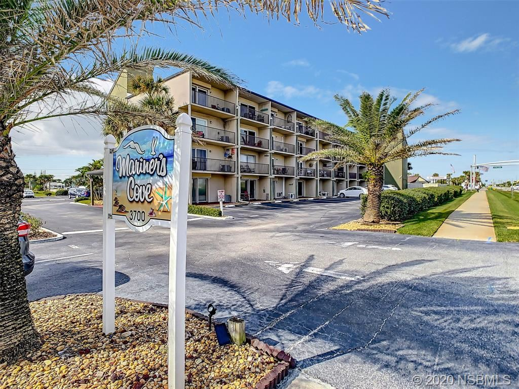 Photo of 3700 S Atlantic Avenue #201, New Smyrna Beach, FL 32169 (MLS # 1061388)