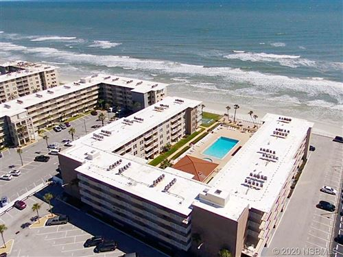 Photo of 4155 S Atlantic Avenue #114, New Smyrna Beach, FL 32169 (MLS # 1058390)
