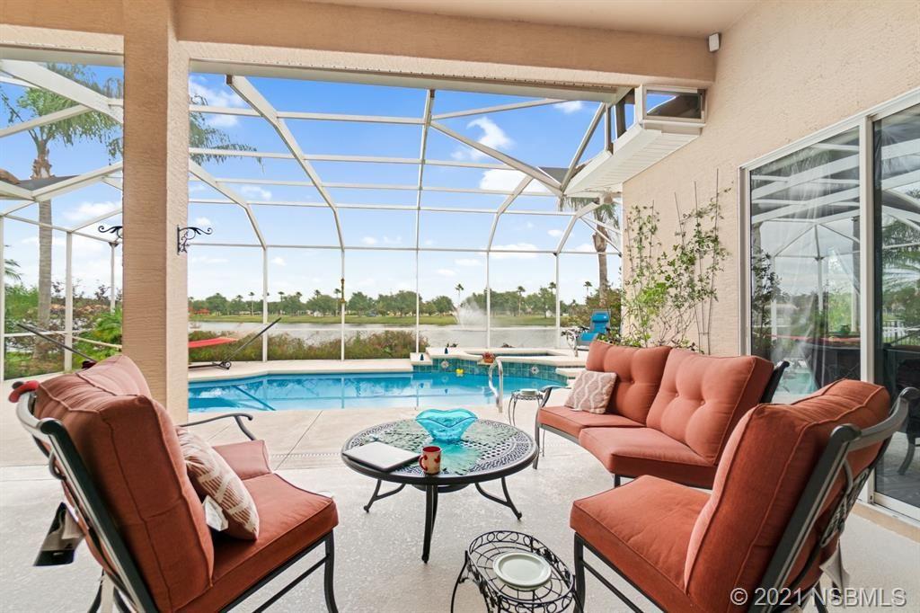 Photo of 3563 Maribella Drive, New Smyrna Beach, FL 32168 (MLS # 1066394)