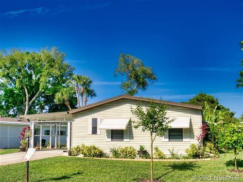 Photo of 203 Schooner Avenue, Edgewater, FL 32141 (MLS # 1063395)