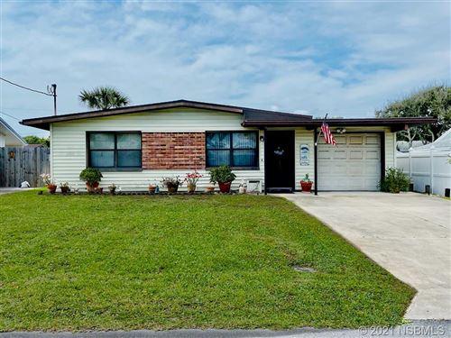 Photo of 409 Columbus Avenue, New Smyrna Beach, FL 32169 (MLS # 1063397)