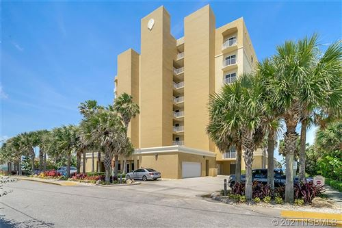 Photo of 1705 S Atlantic Avenue #703, New Smyrna Beach, FL 32169 (MLS # 1063404)