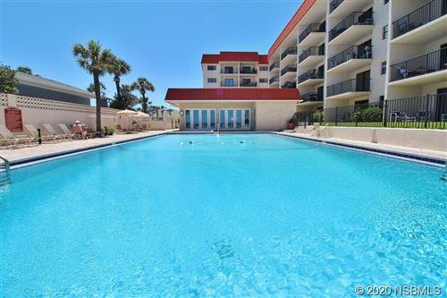 Photo of 4301 S Atlantic Avenue #201, New Smyrna Beach, FL 32169 (MLS # 1058411)