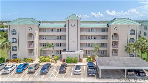 Photo of 420 Bouchelle Drive #401, New Smyrna Beach, FL 32169 (MLS # 1058417)
