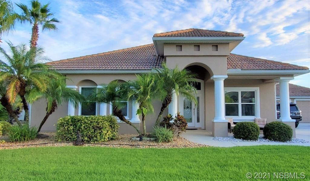 Photo of 3567 Maribella Drive, New Smyrna Beach, FL 32168 (MLS # 1066421)