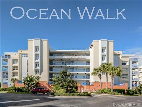 Photo of 5300 S Atlantic Avenue #5304, New Smyrna Beach, FL 32169 (MLS # 1058422)