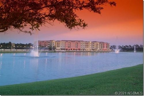 Photo of 424 Luna Bella Lane #412, New Smyrna Beach, FL 32168 (MLS # 1064425)