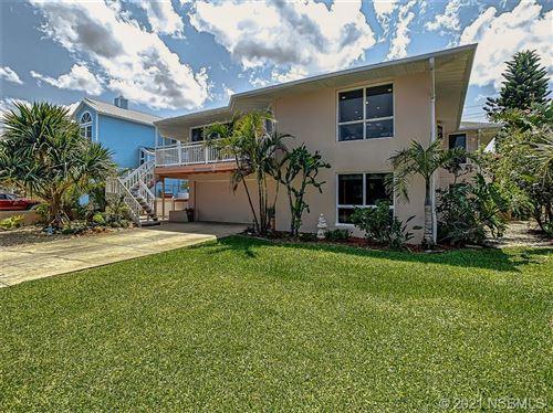 Photo of 4610 Van Kleeck Drive, New Smyrna Beach, FL 32169 (MLS # 1063427)