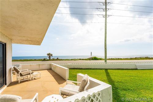 Photo of 3500 S Ocean Shore Boulevard #112, Flagler Beach, FL 32136 (MLS # 1063430)
