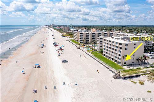 Photo of 2401 S Atlantic Avenue #D106, New Smyrna Beach, FL 32169 (MLS # 1064441)