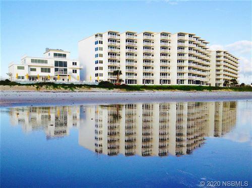 Photo of 5203 S Atlantic Avenue #215B, New Smyrna Beach, FL 32169 (MLS # 1058442)