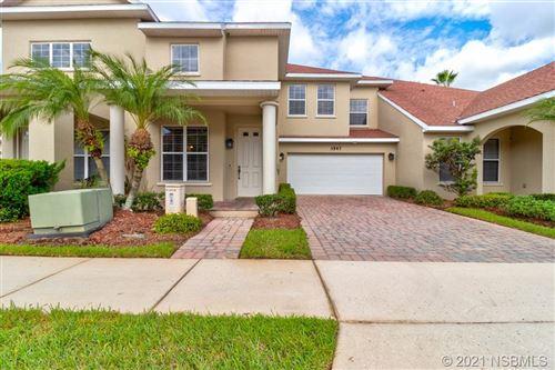 Photo of 3547 Romea Circle, New Smyrna Beach, FL 32168 (MLS # 1066442)