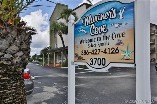 Photo of 3700 S Atlantic Avenue #415, New Smyrna Beach, FL 32169 (MLS # 1058452)