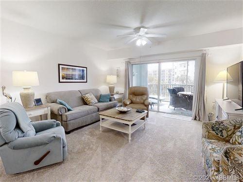 Photo of 5300 S Atlantic Avenue #1303, New Smyrna Beach, FL 32169 (MLS # 1066457)