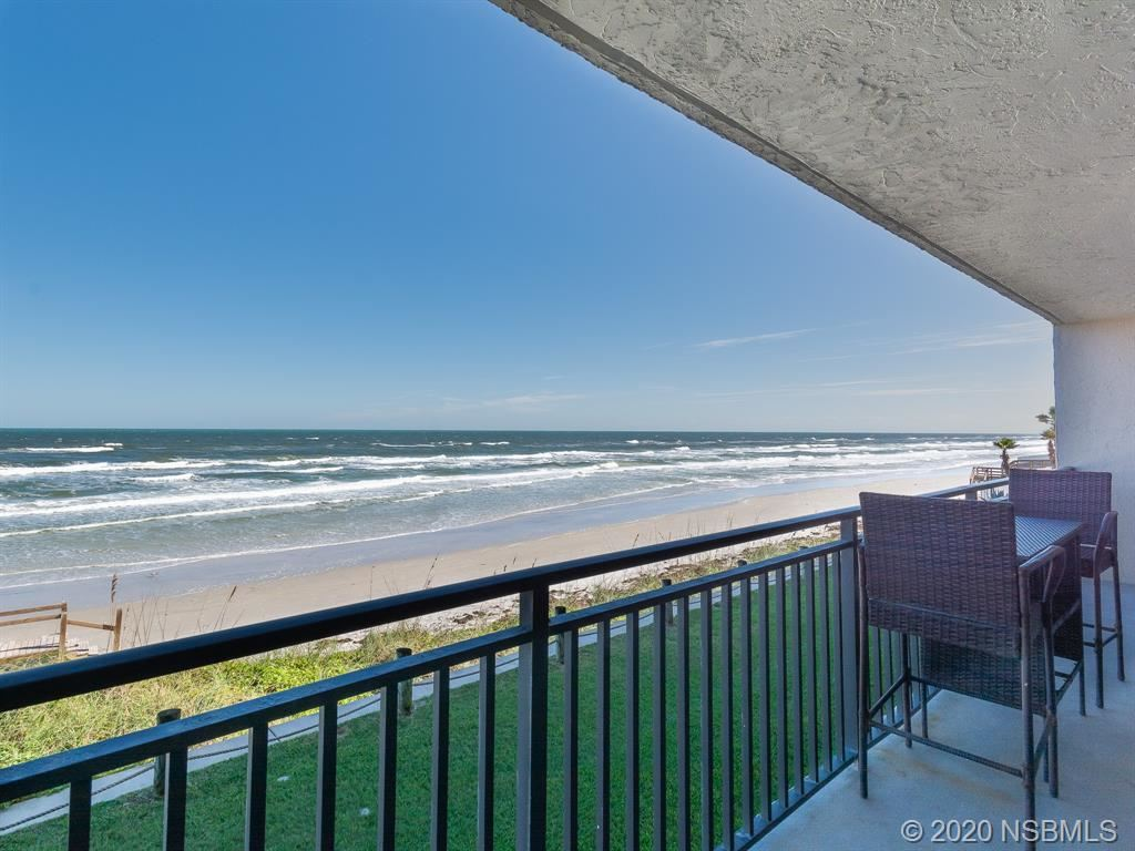 Photo of 4139 S Atlantic Avenue #A206, New Smyrna Beach, FL 32169 (MLS # 1061463)