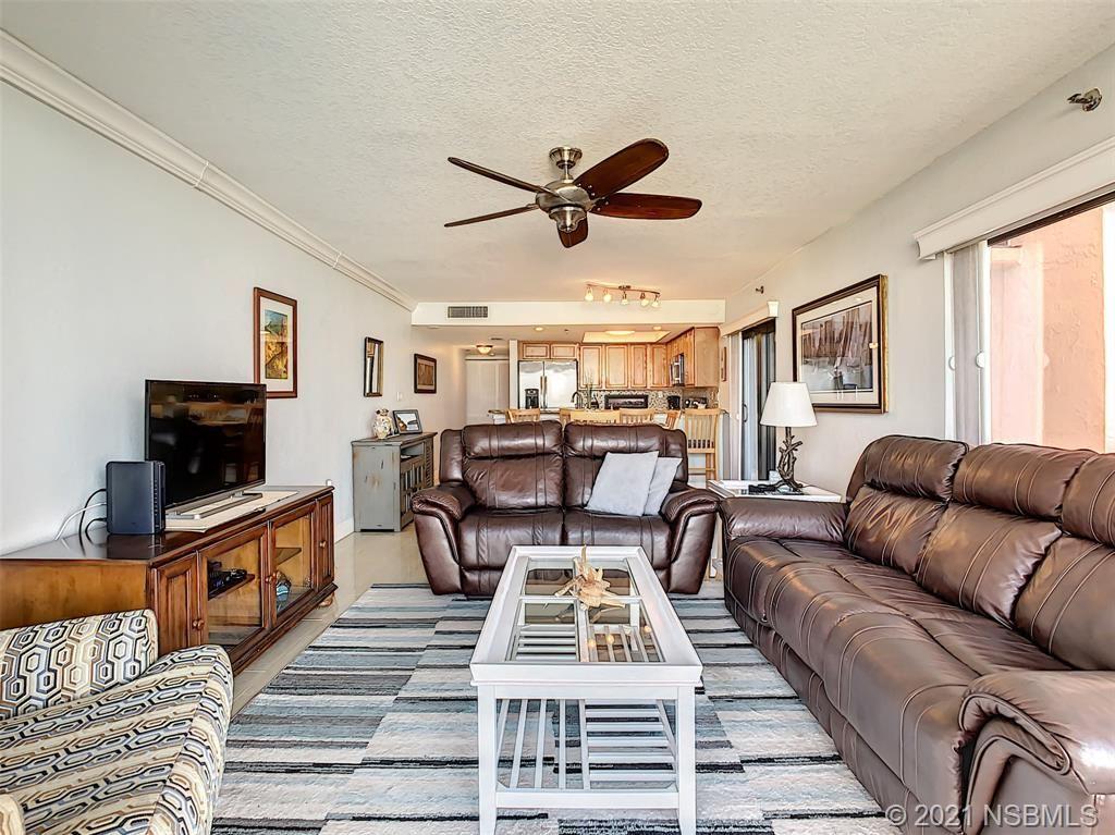 Photo of 4141 S Atlantic Avenue #104, New Smyrna Beach, FL 32169 (MLS # 1063467)