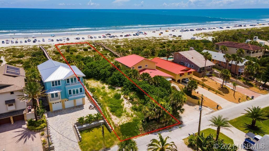 Photo of 0 N Atlantic Avenue, New Smyrna Beach, FL 32169 (MLS # 1064468)