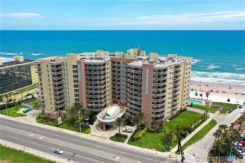 Photo of 1925 S Atlantic Avenue #306, Daytona Beach Shores, FL 32118 (MLS # 1064472)