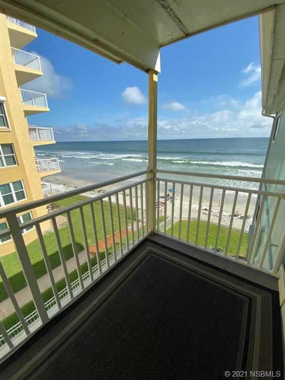 Photo of 3509 S Atlantic #308, New Smyrna Beach, FL 32169 (MLS # 1066475)