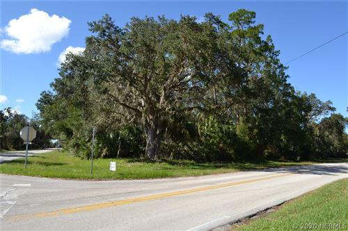 Photo of 0 W Pioneer Trail, New Smyrna Beach, FL 32168 (MLS # 1061489)