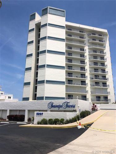 Photo of 5207 S Atlantic Avenue #122, New Smyrna Beach, FL 32169 (MLS # 1063491)