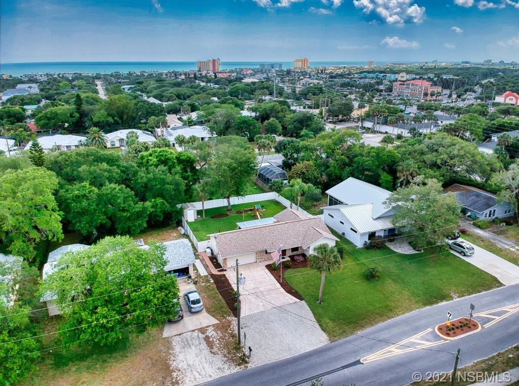 Photo of 843 S Cooper Street, New Smyrna Beach, FL 32169 (MLS # 1063492)