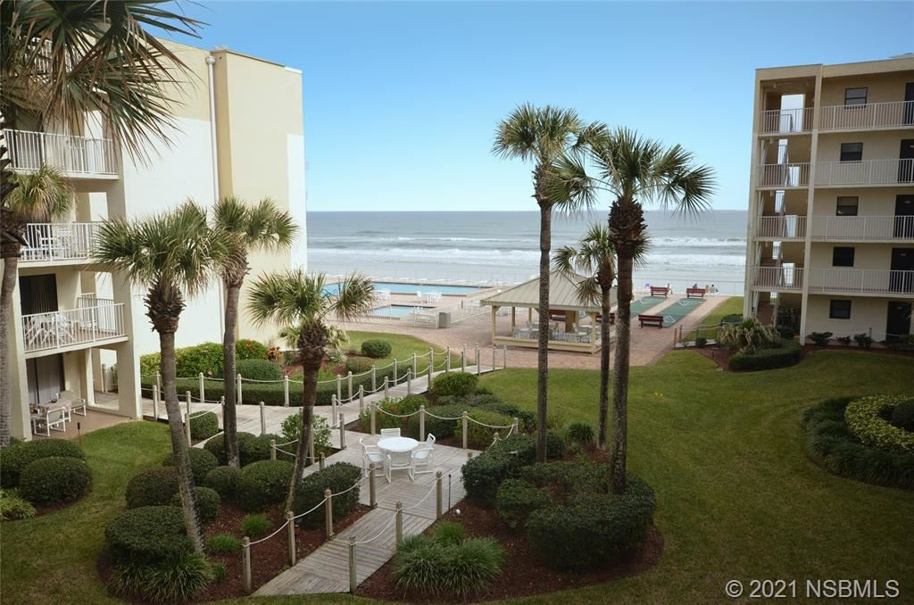 Photo of 4175 S Atlantic Ave #3010, New Smyrna Beach, FL 32169 (MLS # 1066506)