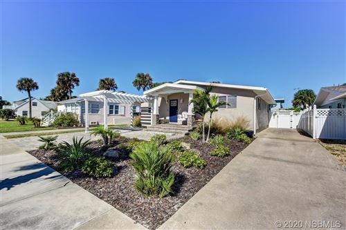 Photo of 310 Crawford Road, New Smyrna Beach, FL 32169 (MLS # 1061517)
