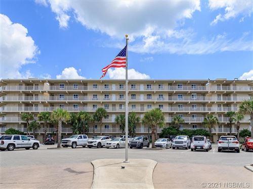 Photo of 2401 S Atlantic Avenue #E306, New Smyrna Beach, FL 32169 (MLS # 1064519)