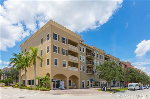 Photo of 424 Luna Bella Lane #334, New Smyrna Beach, FL 32168 (MLS # 1064522)