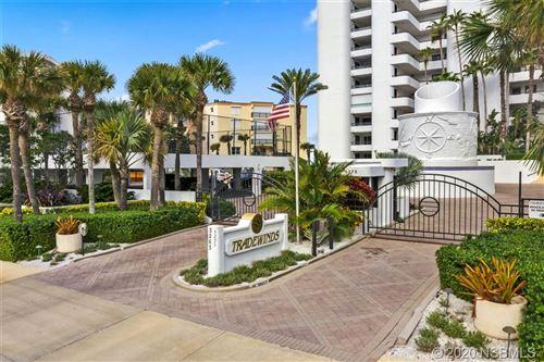 Photo of 5255 S Atlantic Avenue #7030, New Smyrna Beach, FL 32169 (MLS # 1061524)