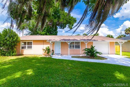 Photo of 3005 Pine Tree Drive, Edgewater, FL 32141 (MLS # 1063526)