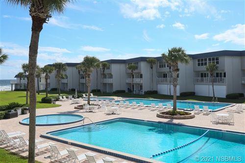 Photo of 4841 Saxon Drive #E204, New Smyrna Beach, FL 32169 (MLS # 1066528)