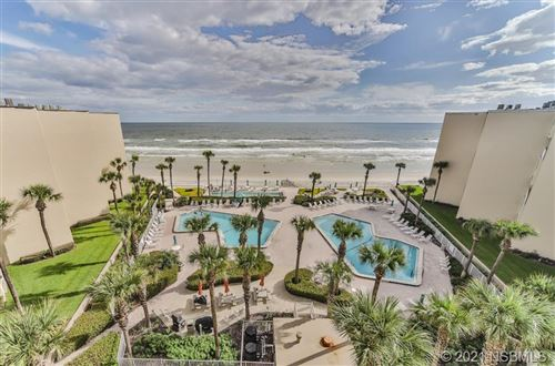 Photo of 2401 S Atlantic Avenue #A604, New Smyrna Beach, FL 32169 (MLS # 1066537)