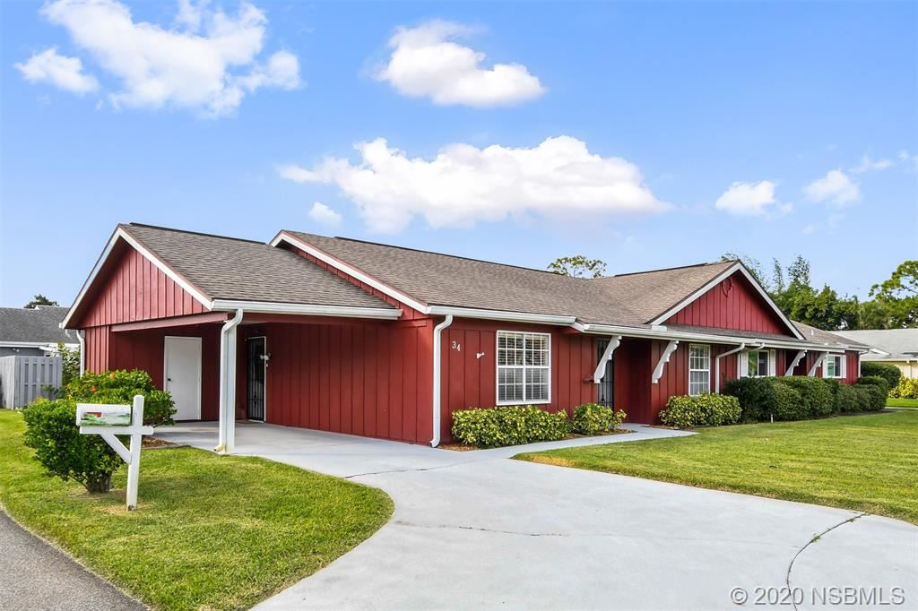 Photo of 34 Sandra Circle, New Smyrna Beach, FL 32168 (MLS # 1061540)