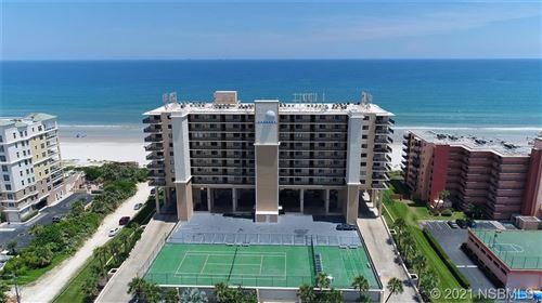 Photo of 4139 S Atlantic Avenue #A102, New Smyrna Beach, FL 32169 (MLS # 1066541)