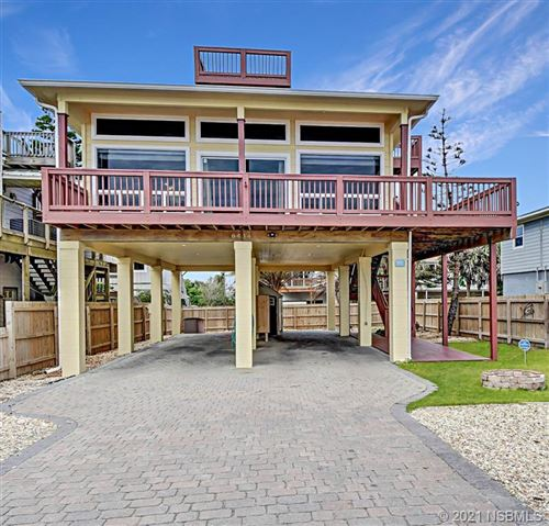 Photo of 6414 S Atlantic Avenue, New Smyrna Beach, FL 32169 (MLS # 1063543)