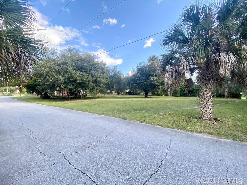 Photo of 543 Sinnka Street, New Smyrna Beach, FL 32168 (MLS # 1066546)