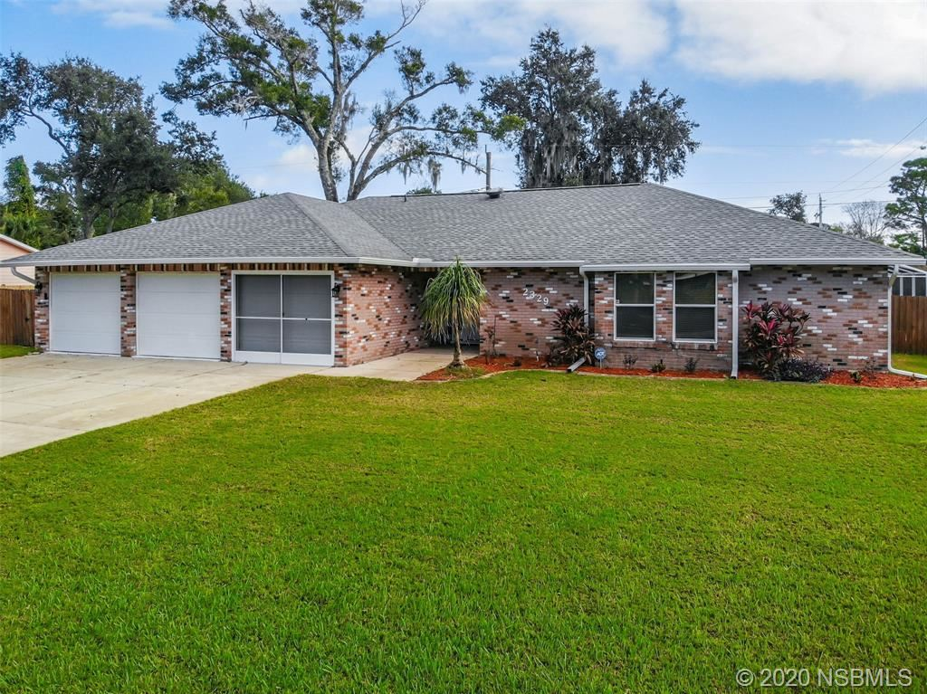 Photo of 2329 Victory Palm Drive, Edgewater, FL 32141 (MLS # 1061548)