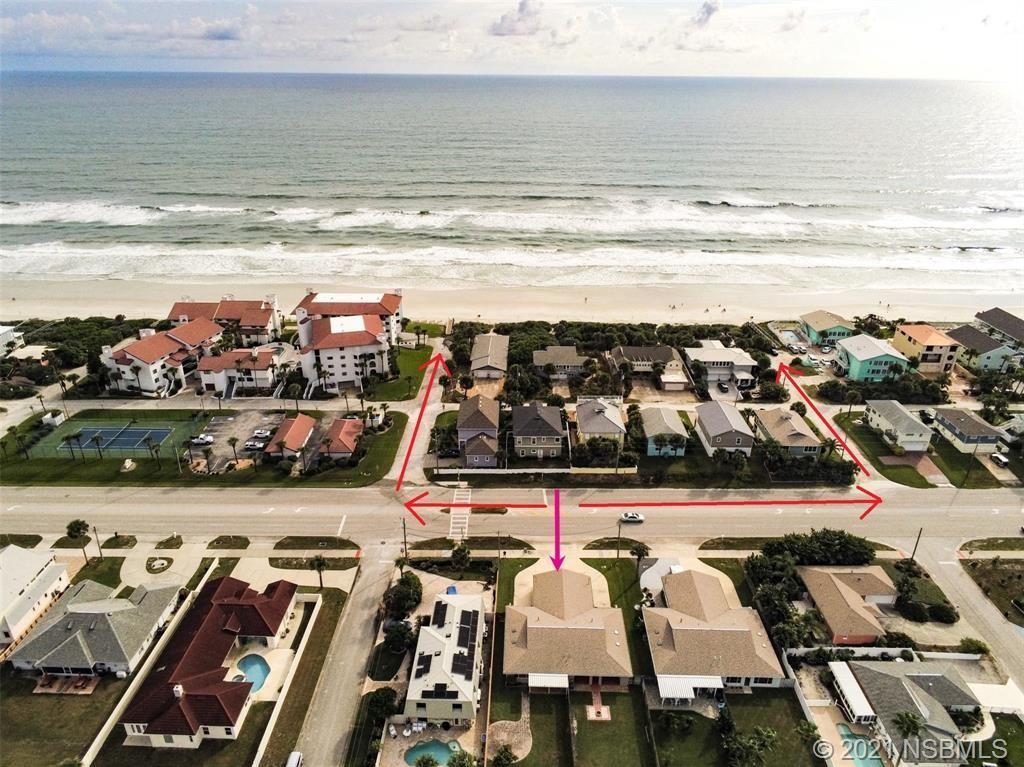 Photo of 3102-3104 S Atlantic Avenue, New Smyrna Beach, FL 32169 (MLS # 1064549)