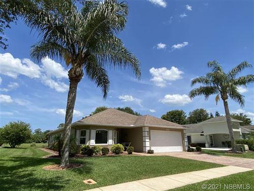 Photo of 1823 Turnbull Lakes Drive, New Smyrna Beach, FL 32168 (MLS # 1063558)