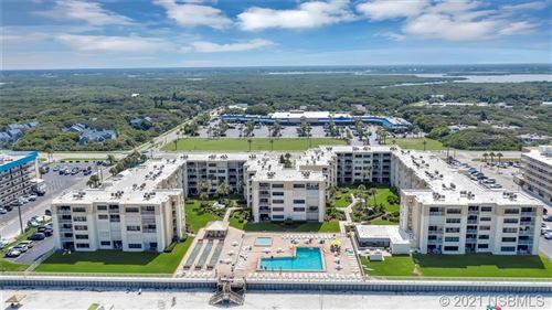 Photo of 4175 S Atlantic Avenue #105, New Smyrna Beach, FL 32169 (MLS # 1064560)