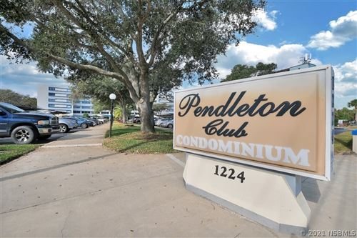 Photo of 1224 S Peninsula Drive #510, Daytona Beach, FL 32118 (MLS # 1066563)